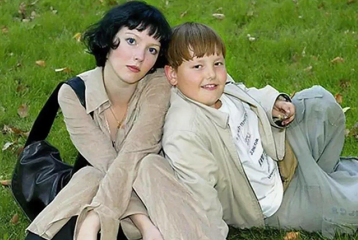 Никита челядинов сын актрисы ольги понизовой фото