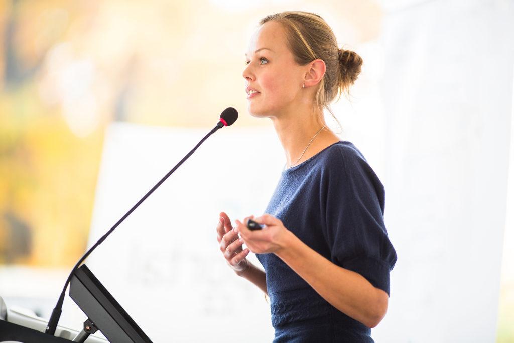 Способы побороть страх публичных выступлений