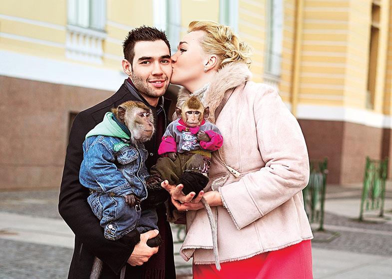 Почему Надежда Ангарская развелась с мужем-иностранцем