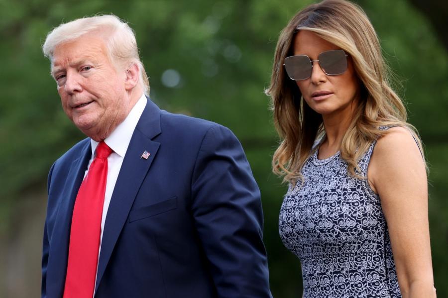 Нескромное прошлое жены президента Америки
