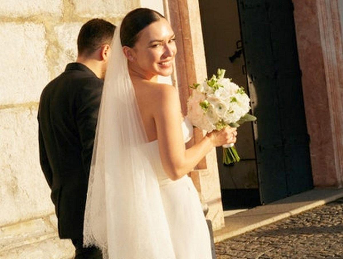 Ольга Серябкина тайно вышла замуж за своего бывшего концертного директора
