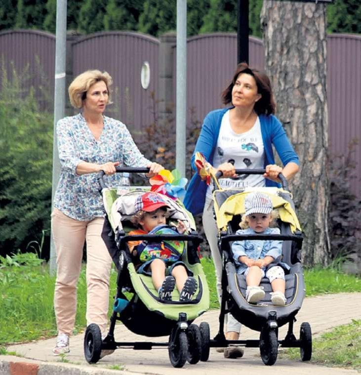 Какие няни воспитывают детей Пугачевой, Рудковской и Лорак