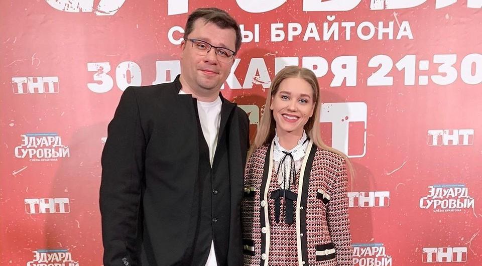 Гарик Харламов и Кристина Асмус провели день вместе ради дочери