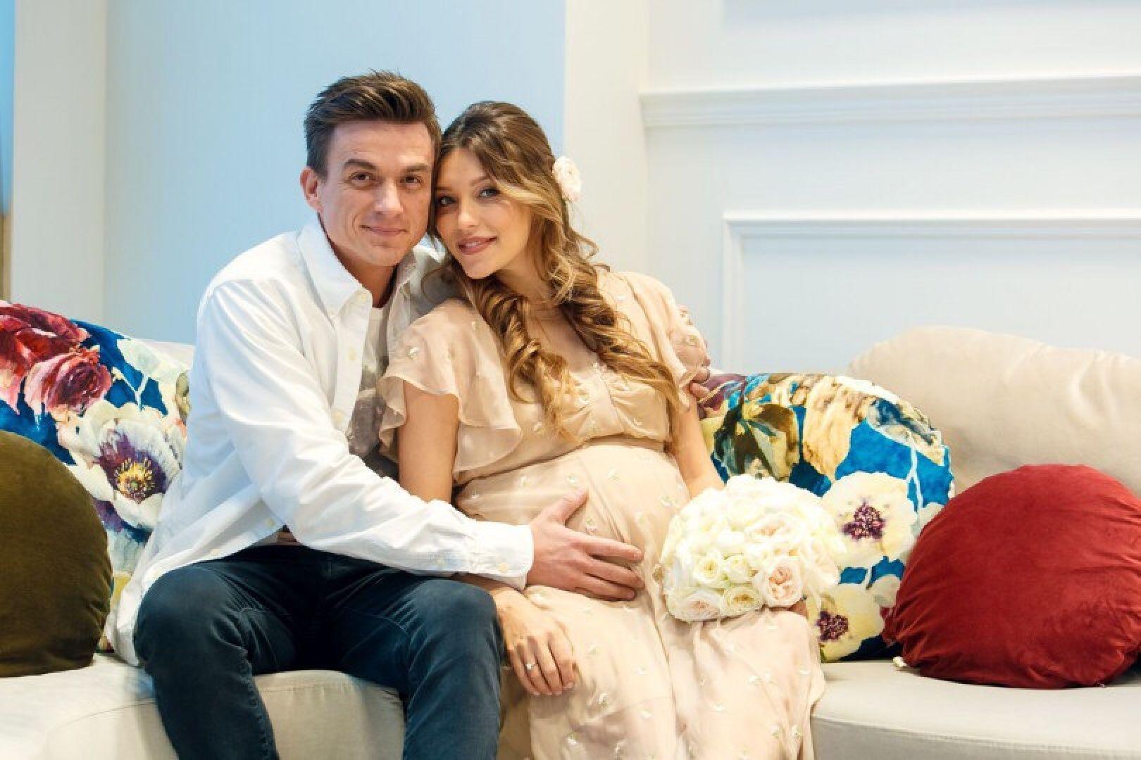 Регина Тодоренко рассказала о проблемах с мужем после рождения ребенка