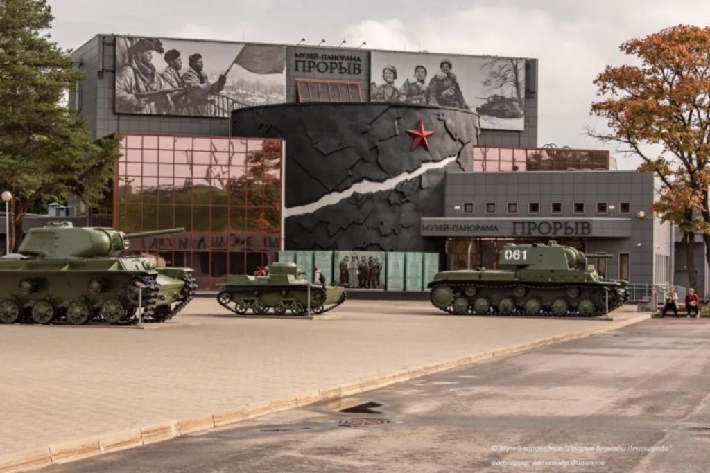Блокадные памятники Ленинграда: рассказывает предприниматель Сергей Ефимов